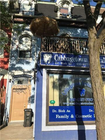 For Rent: 570 Parliament Street, Toronto, ON | 0 Bath Property for $4,500. See 2 photos!