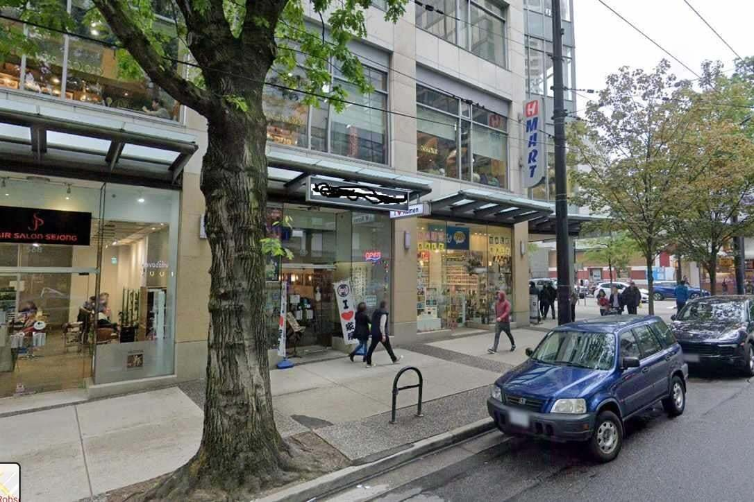 Commercial property for sale at 570 Robson St Vancouver British Columbia - MLS: C8032277