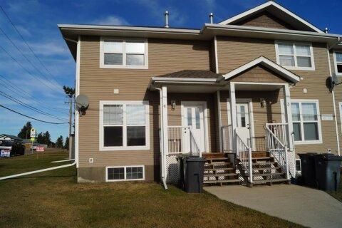 Townhouse for sale at 5701 54 St Ponoka Alberta - MLS: A1047124
