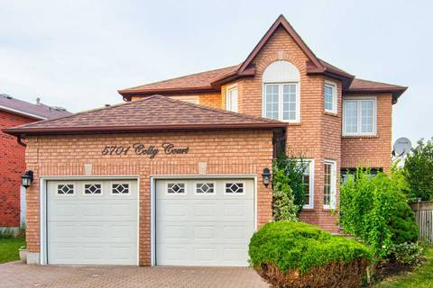 House for sale at 5701 Colby Ct Mississauga Ontario - MLS: W4524077