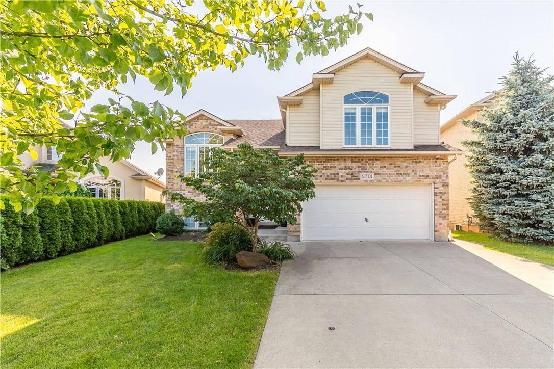 House for sale at 5701 Recine Ct Niagara Falls Ontario - MLS: H4068831