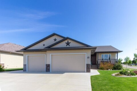 House for sale at 5702 24 Avenue Close Camrose Alberta - MLS: CA0192525