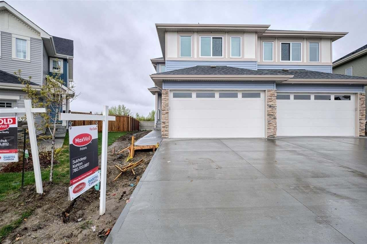 Townhouse for sale at 5702 66 St Beaumont Alberta - MLS: E4197400