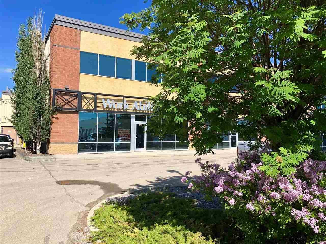 Commercial property for sale at 5704 72 St Se Unit 5704 Edmonton Alberta - MLS: E4161512