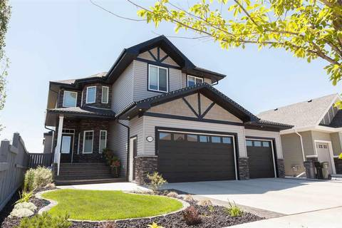 House for sale at 5704 Soleil Blvd Beaumont Alberta - MLS: E4160825