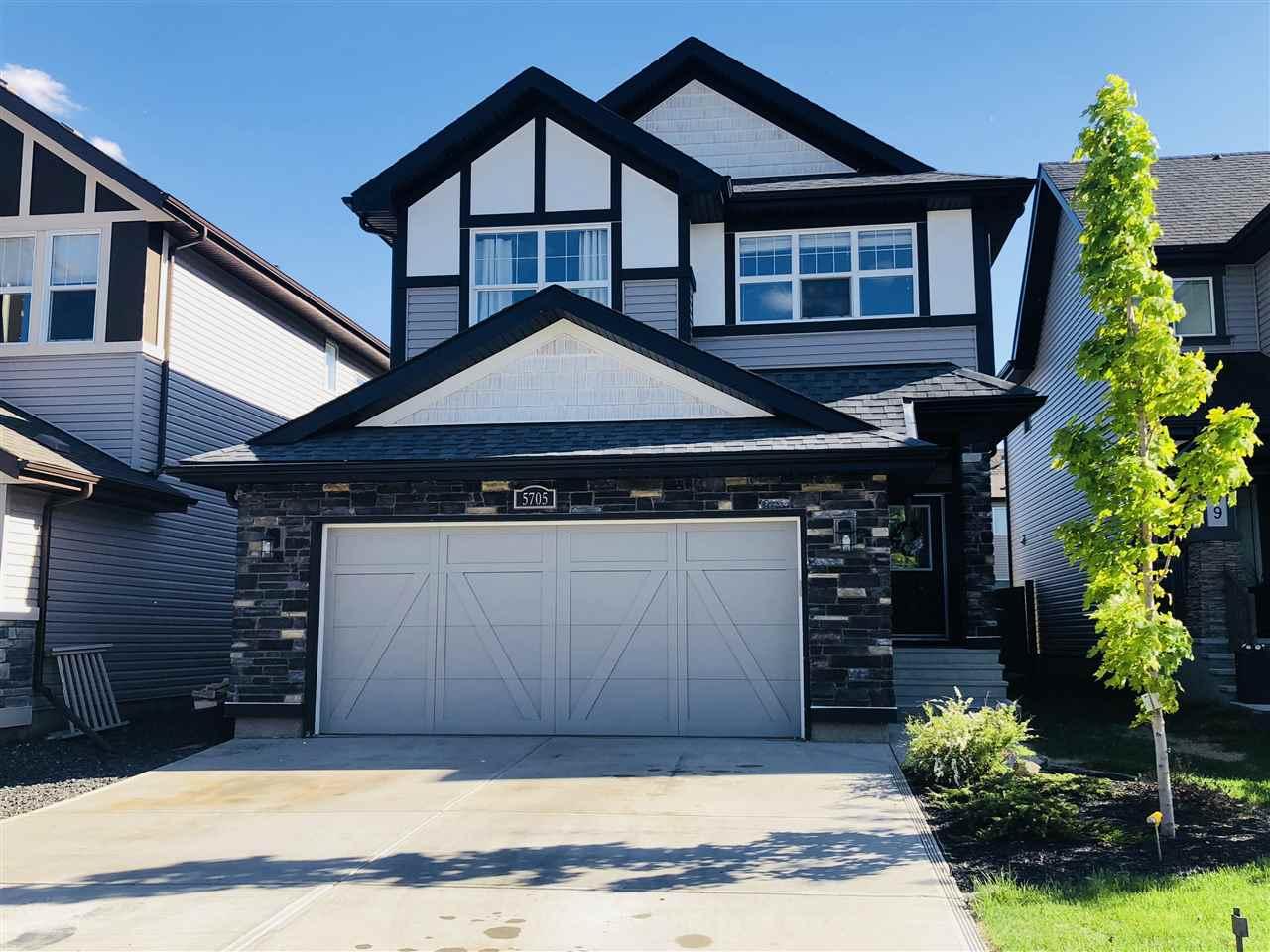 For Sale: 5705 175a Avenue, Edmonton, AB | 4 Bed, 2 Bath House for $439,900. See 29 photos!