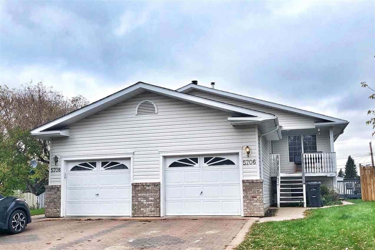 Townhouse for sale at 5706 52 Av Cold Lake Alberta - MLS: E4194313