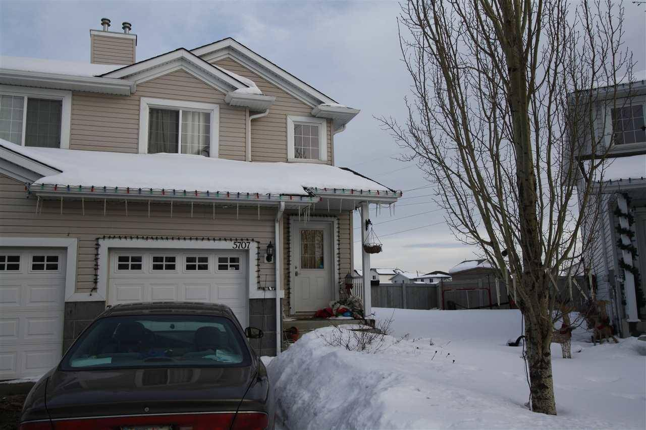 Townhouse for sale at 5707 163 Ave Nw Edmonton Alberta - MLS: E4188581