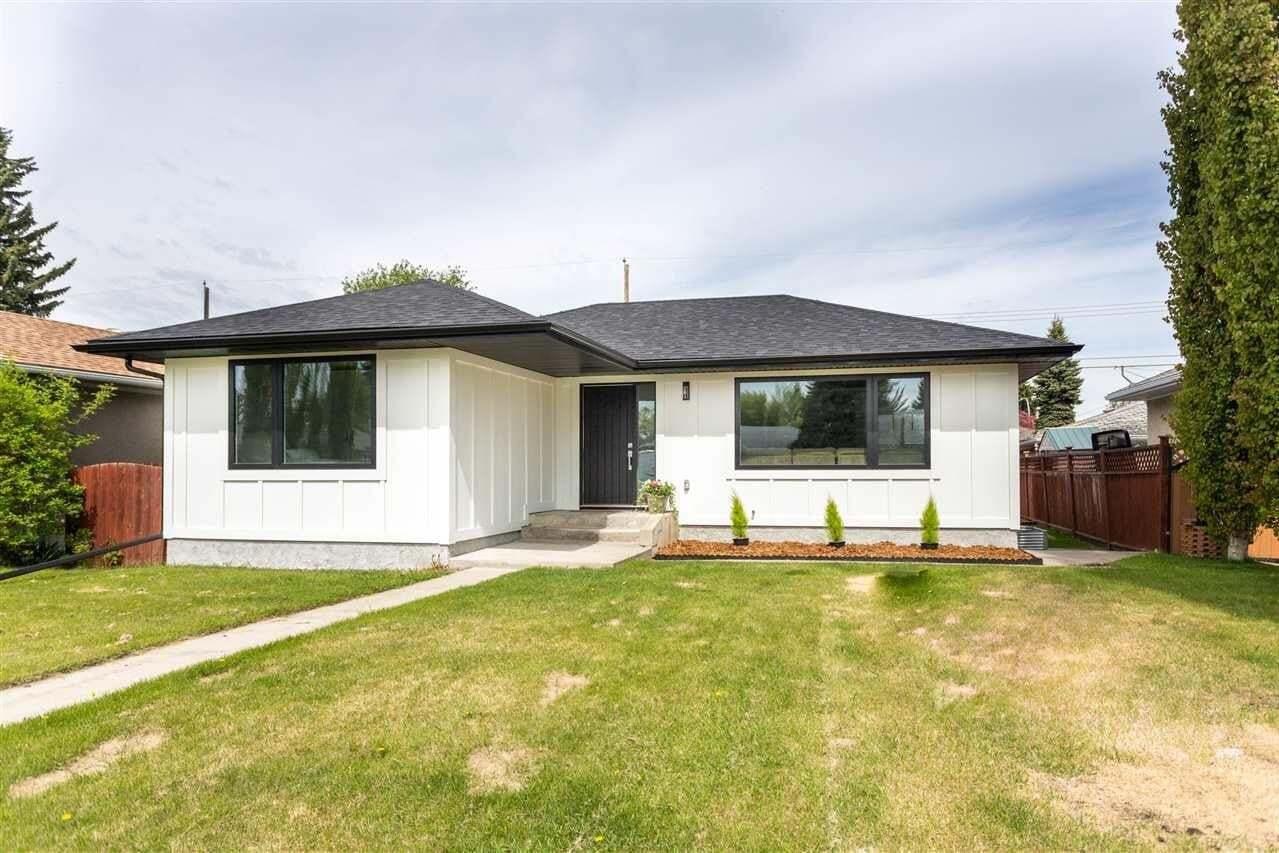 House for sale at 5708 105 Av NW Edmonton Alberta - MLS: E4198731