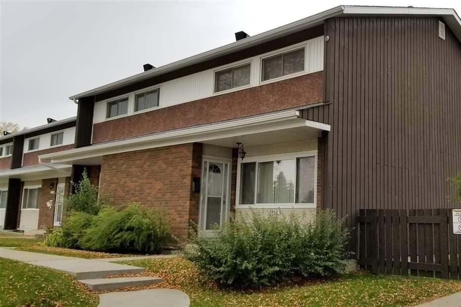 Townhouse for sale at 5708 143 Av NW Edmonton Alberta - MLS: E4185987