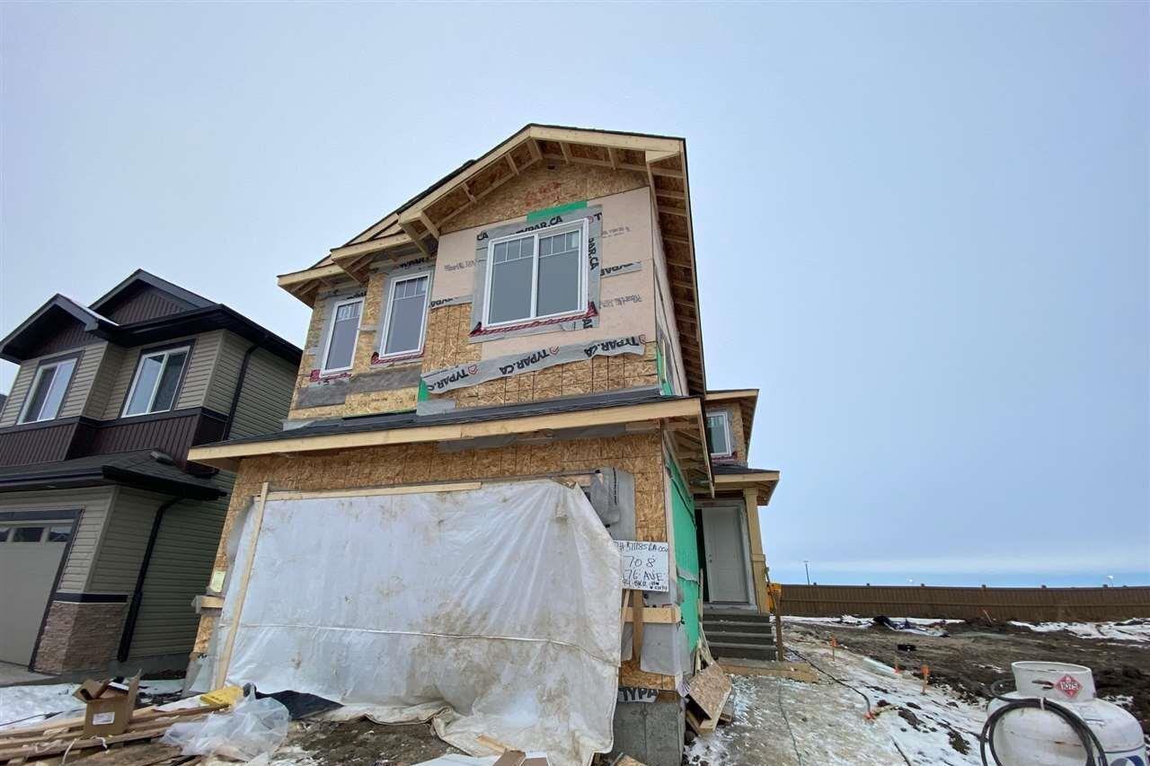 House for sale at 5708 176 Av NW Edmonton Alberta - MLS: E4210013