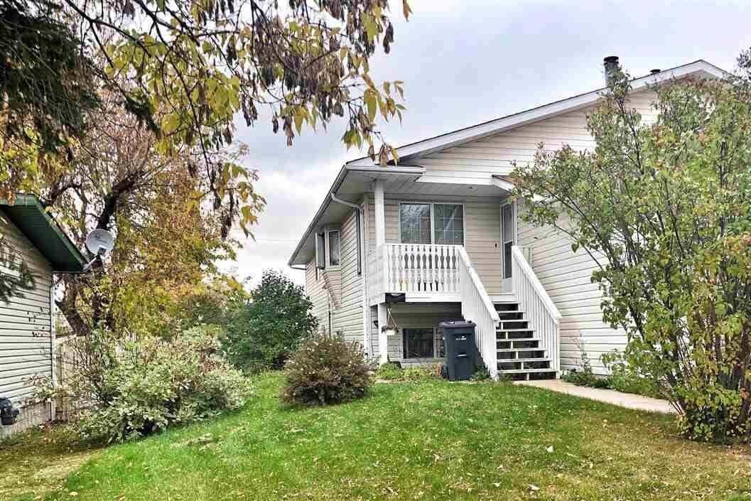 Townhouse for sale at 5708 52 Av Cold Lake Alberta - MLS: E4090427