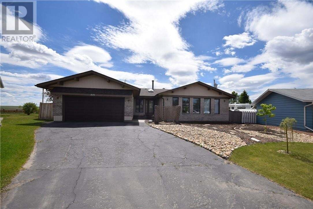House for sale at 571 7 St Southeast Three Hills Alberta - MLS: ca0191595
