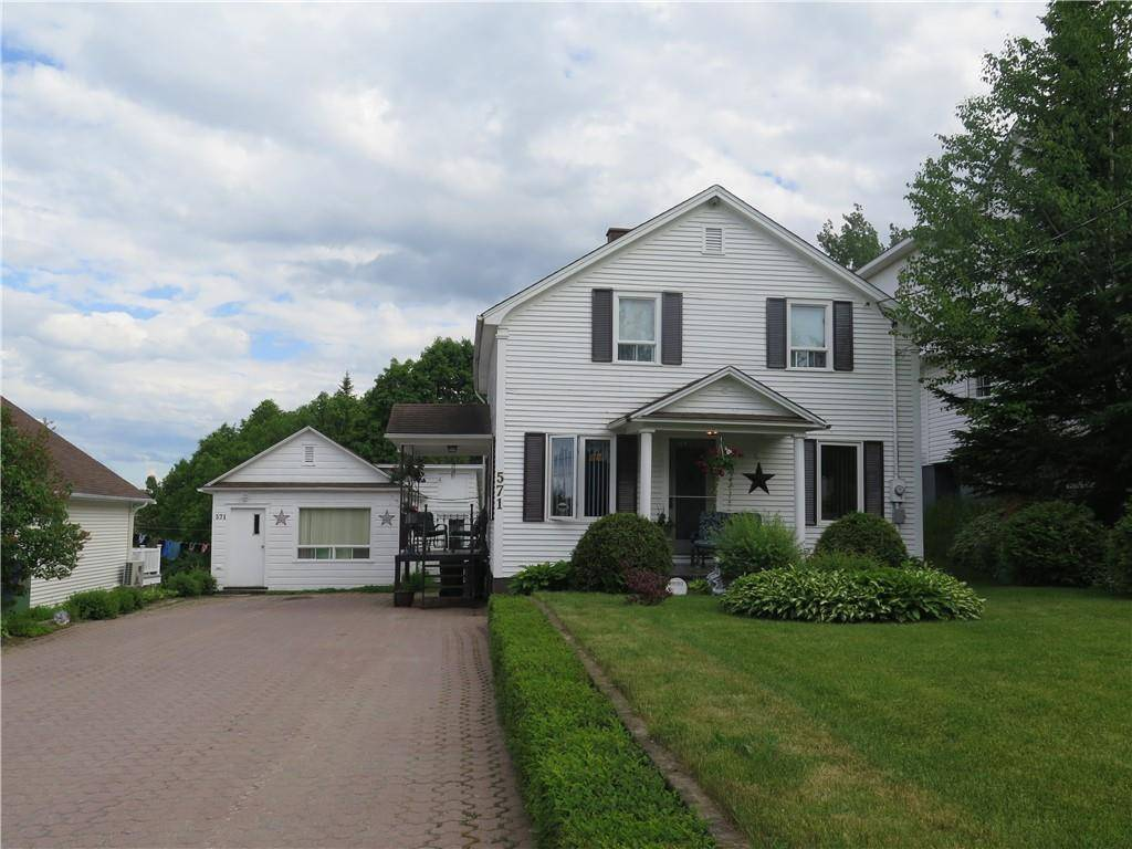 House for sale at 571 Broadway West Blvd Grand Sault/grand Falls New Brunswick - MLS: NB022215