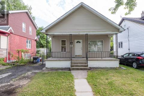 House for sale at 571 Brock St Windsor Ontario - MLS: 19020947