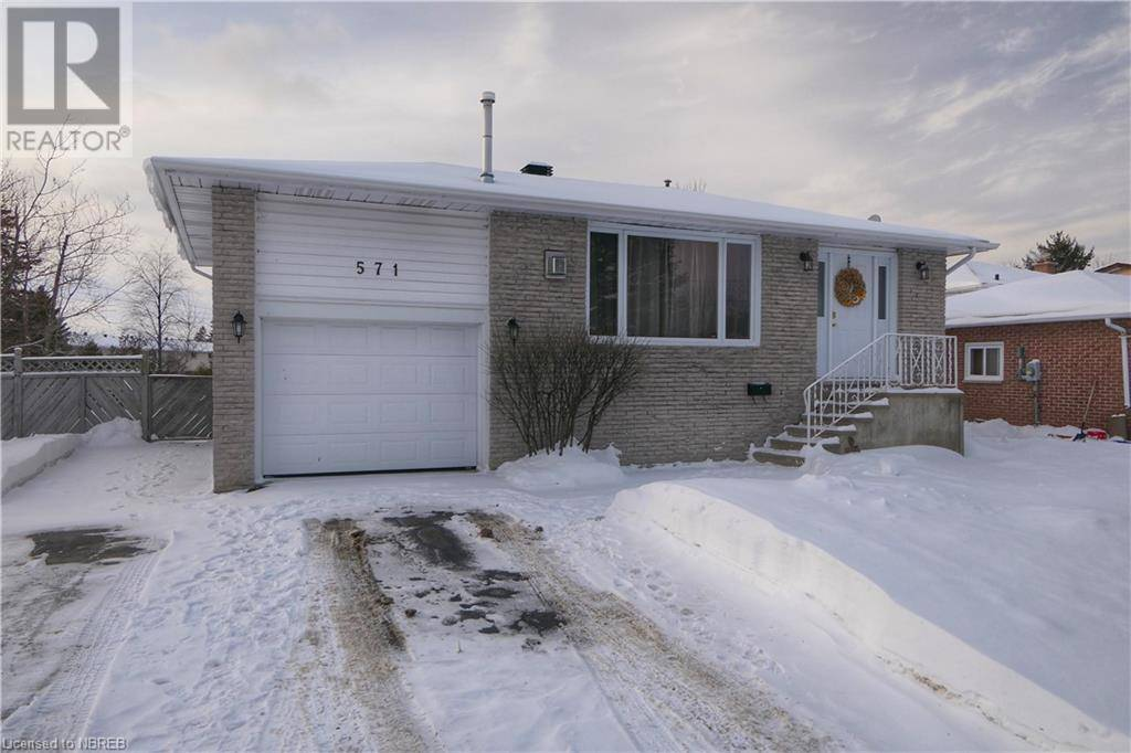 House for sale at 571 Cartier St North Bay Ontario - MLS: 240906