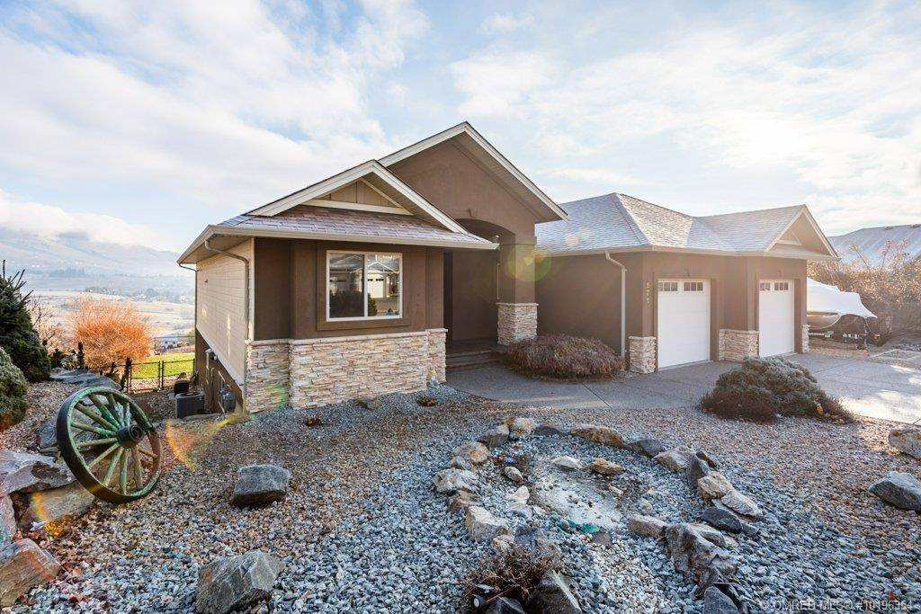 House for sale at 571 Mt. Ida Dr Coldstream British Columbia - MLS: 10196354