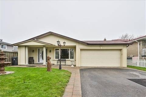 House for sale at 571 Silver Creek Blvd Mississauga Ontario - MLS: W4438186