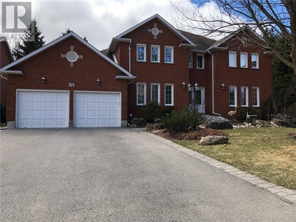 House for sale at 571 Strathmere Ct Waterloo Ontario - MLS: 30757887