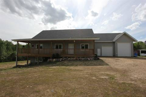 House for sale at  57124 Hy Rural Barrhead County Alberta - MLS: E4148394
