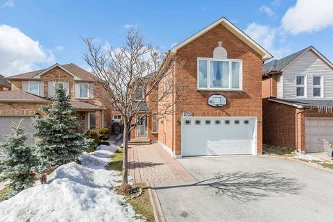 House for sale at 5713 Dawlish Cres Mississauga Ontario - MLS: W4388215