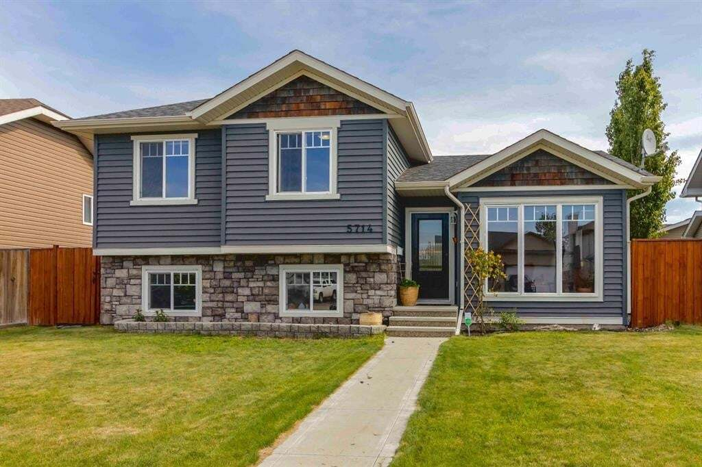 House for sale at 5714 Panorama Dr Blackfalds Alberta - MLS: A1003562