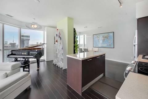 Apartment for rent at 386 Yonge St Unit 5716 Toronto Ontario - MLS: C4617804