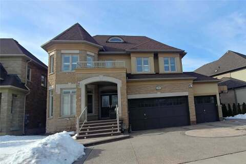 House for sale at 572 Amarone Ct Mississauga Ontario - MLS: W4773683