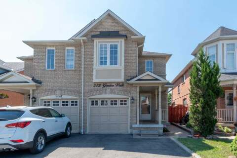 Townhouse for sale at 572 Garden Wk Mississauga Ontario - MLS: W4826421