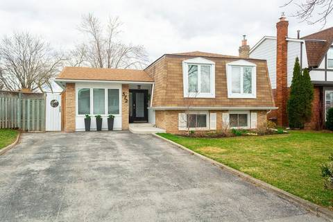 House for sale at 572 Holly Hill Cres Burlington Ontario - MLS: H4051200