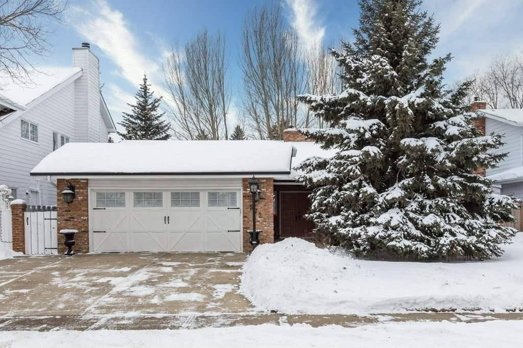 House for sale at 572 Lessard Dr Nw Edmonton Alberta - MLS: E4184906