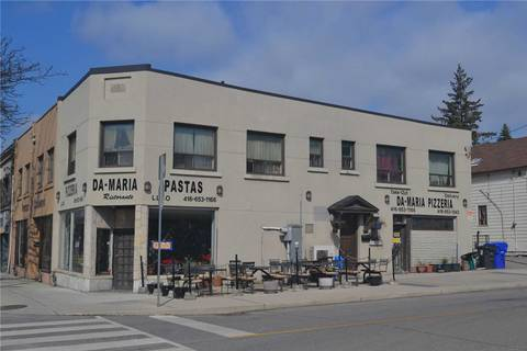 Commercial property for sale at 572 St Clair Ave Toronto Ontario - MLS: C4630922