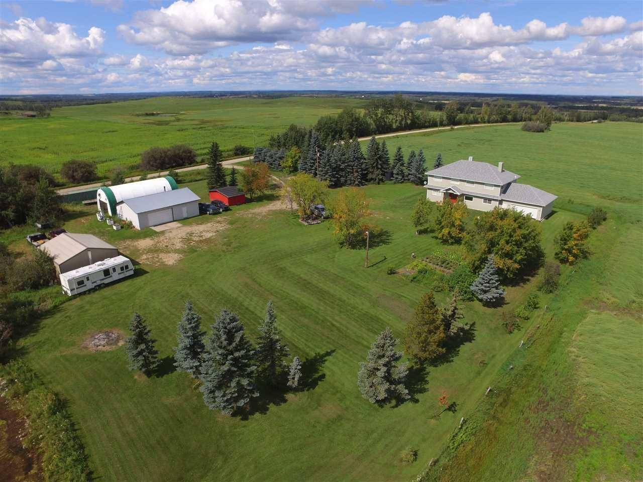 House for sale at 57203 Rge Rd Rural Lac Ste. Anne County Alberta - MLS: E4172194