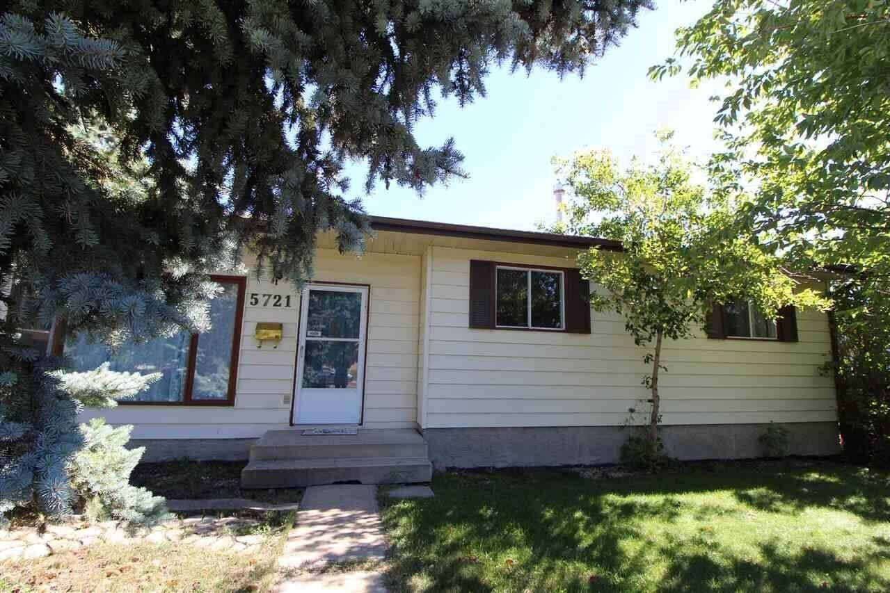 House for sale at 5721 52 St Wetaskiwin Alberta - MLS: E4212664