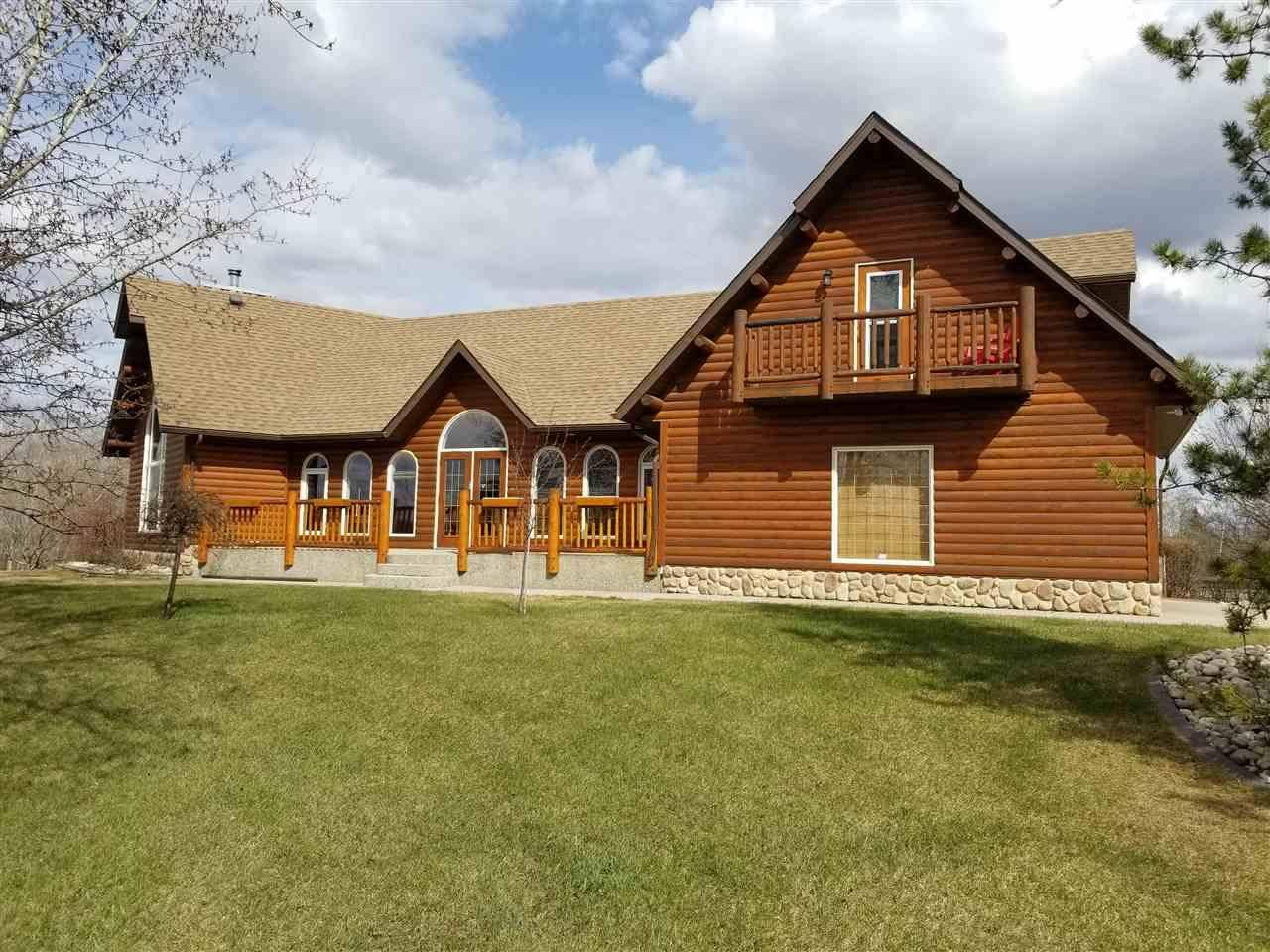 House for sale at 57211 Rr  Rural Sturgeon County Alberta - MLS: E4156038