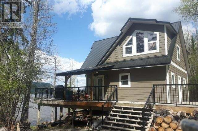 House for sale at 5726 South Moberly Lk Rd Moberly Lake British Columbia - MLS: 182760