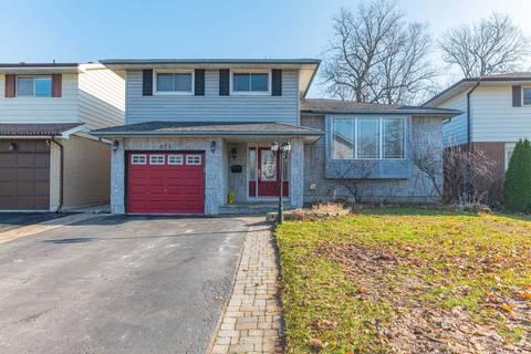 House for sale at 573 Charrington Ave Oshawa Ontario - MLS: E4634553