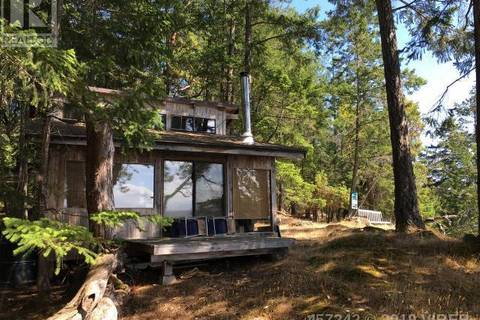 House for sale at 573 Flewett Dr Decourcy Island British Columbia - MLS: 457242