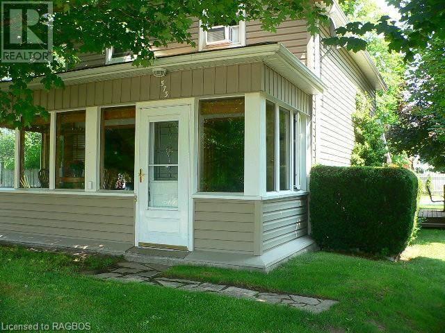 House for sale at 573 Hilker St Port Elgin Ontario - MLS: 212025