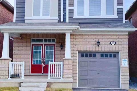House for rent at 573 Juneberry Ct Milton Ontario - MLS: W4686302