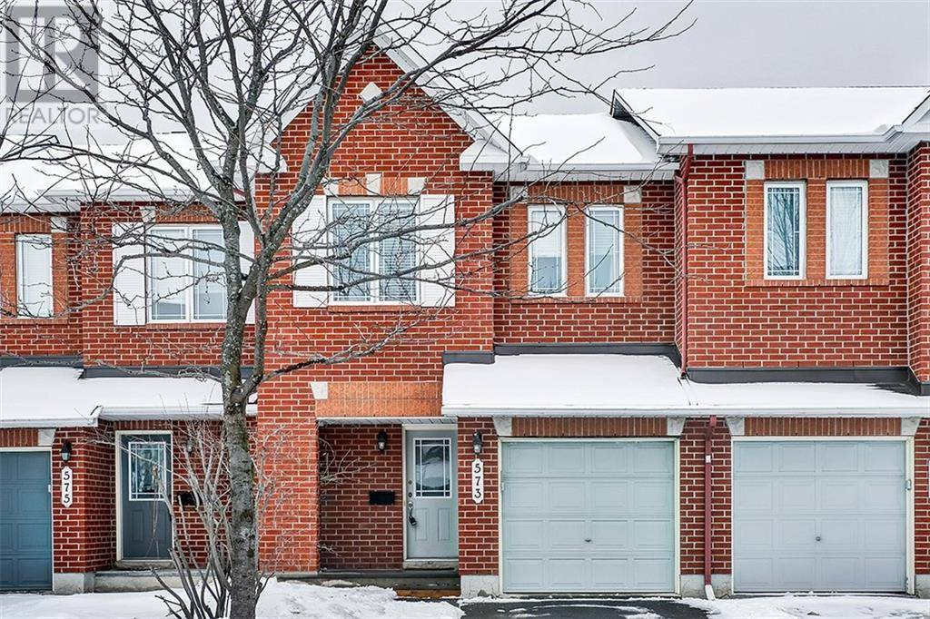 Townhouse for sale at 573 Louis Toscano Dr Orleans Ontario - MLS: 1178886