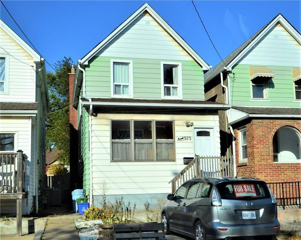 House for sale at 573 Mary St Hamilton Ontario - MLS: H4070035