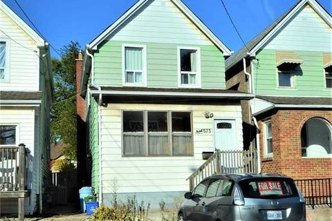House for sale at 573 Mary St Hamilton Ontario - MLS: X4635290