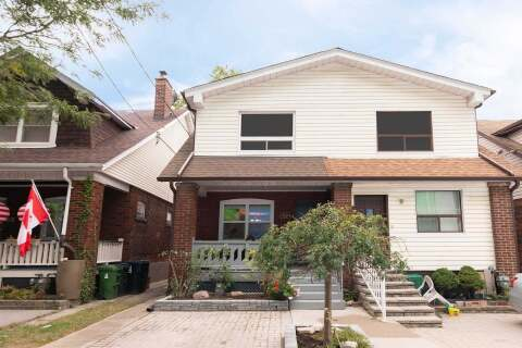 Townhouse for sale at 573 Sammon Ave Toronto Ontario - MLS: E4924437
