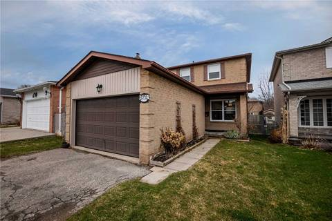 House for sale at 5732 Turney Dr Mississauga Ontario - MLS: W4735095