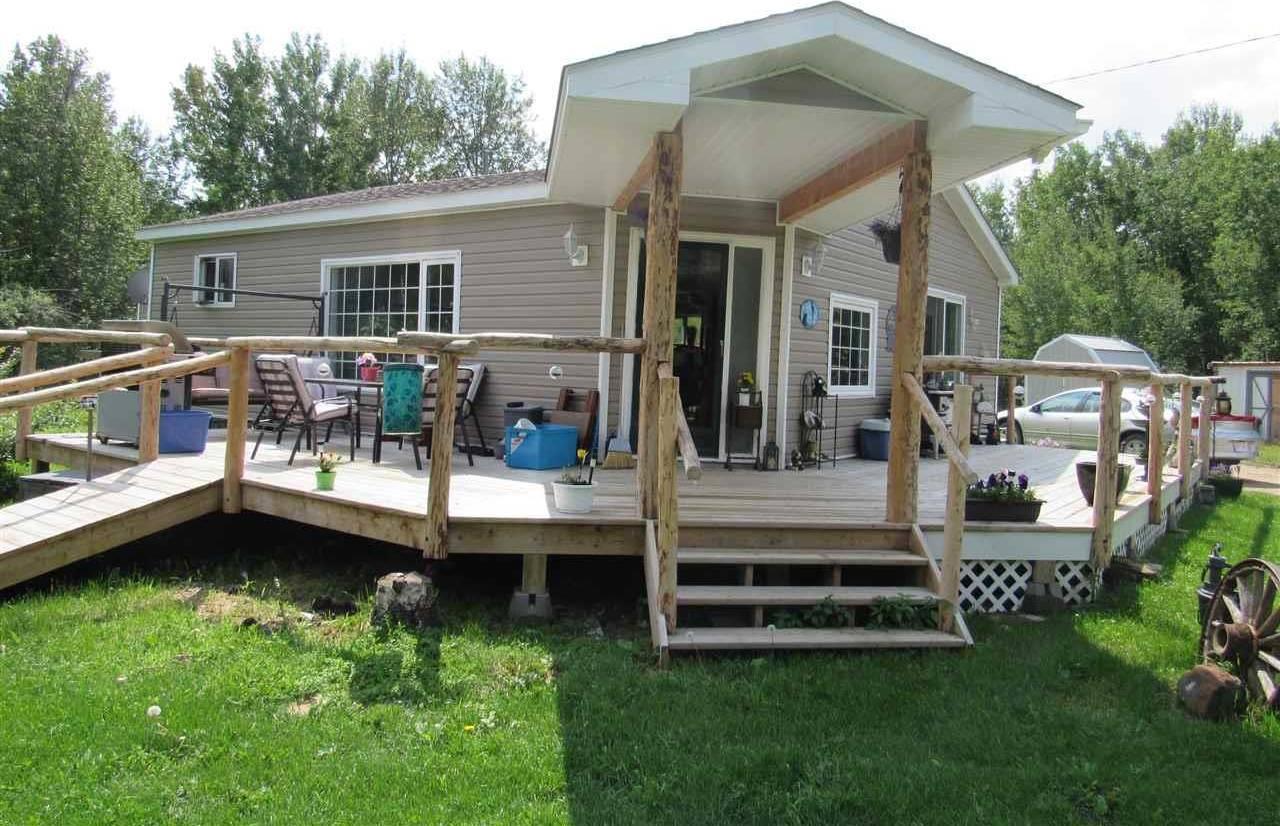 House for sale at 57320 Rr  Rural Barrhead County Alberta - MLS: E4162050