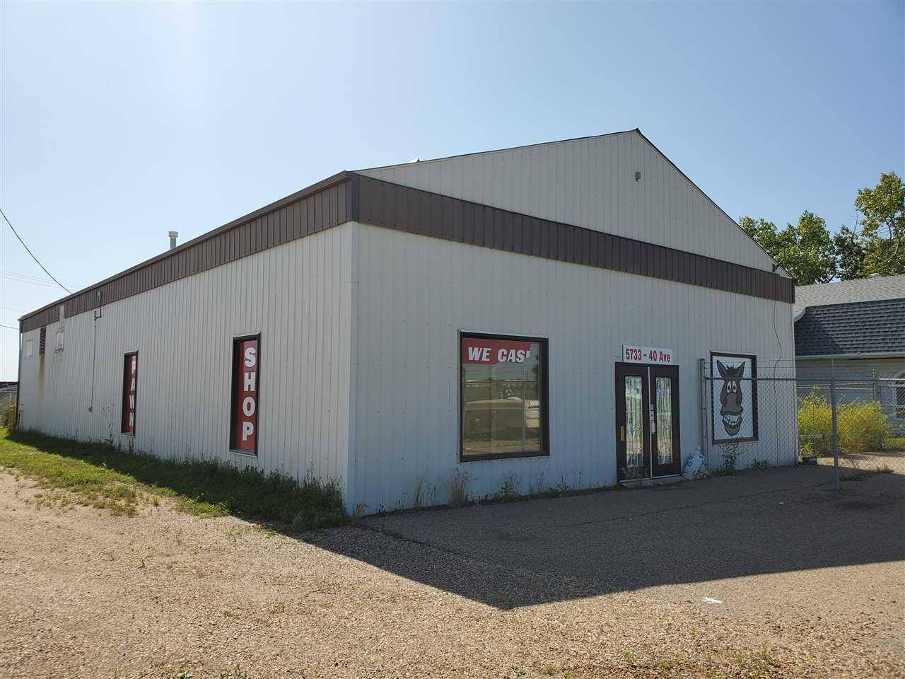 Commercial property for sale at 5733 40 Ave Wetaskiwin Alberta - MLS: E4170619