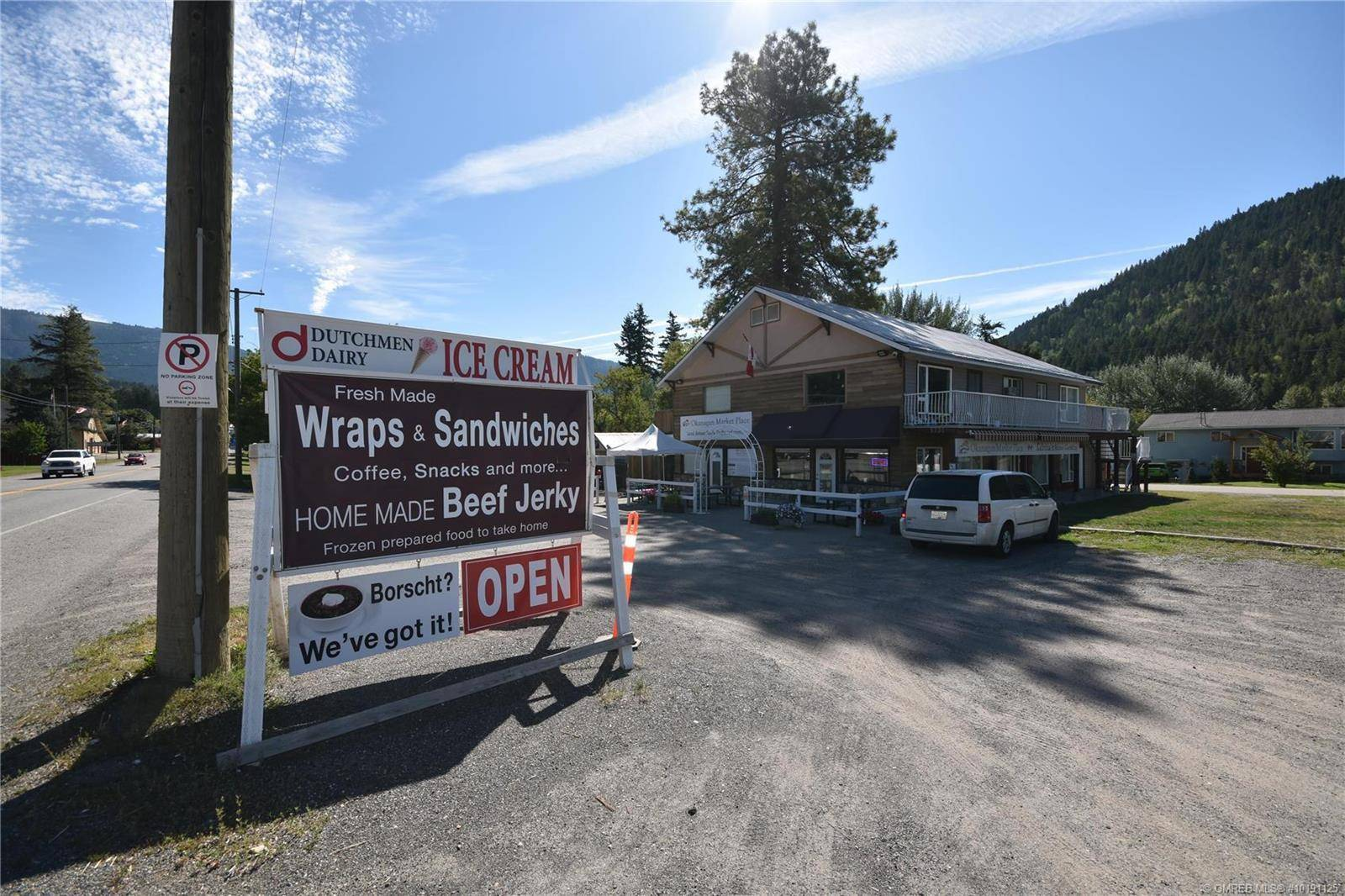 Commercial property for sale at 5735 Hwy 97 Hy Falkland British Columbia - MLS: 10191125