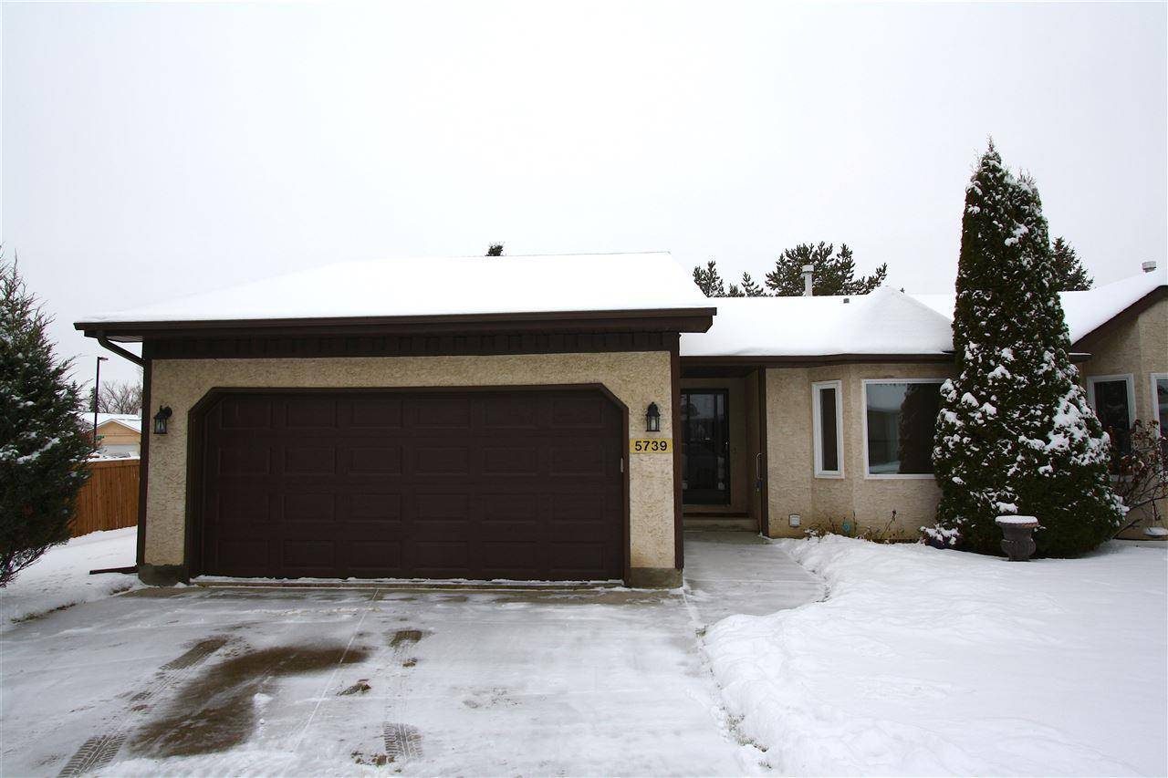 Townhouse for sale at 5739 189 St Nw Edmonton Alberta - MLS: E4179642