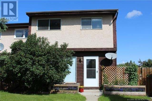 Townhouse for sale at 5739 53 Cs Rocky Mountain House Alberta - MLS: CA0178629